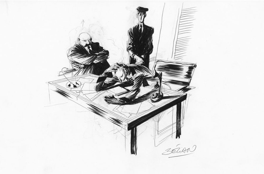 Bézian > Docteur Radar, illustration 16