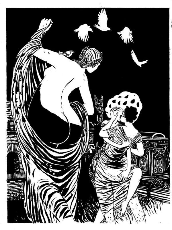 Mattiussi > La Lionne, Illustration n° 02