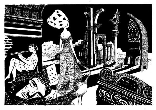 Mattiussi > La Lionne, Illustration n° 06