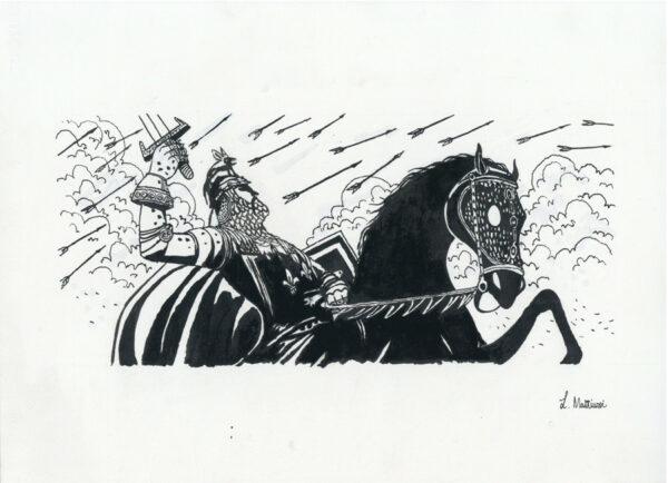 Mattiussi > La Lionne, Illustration n° 10