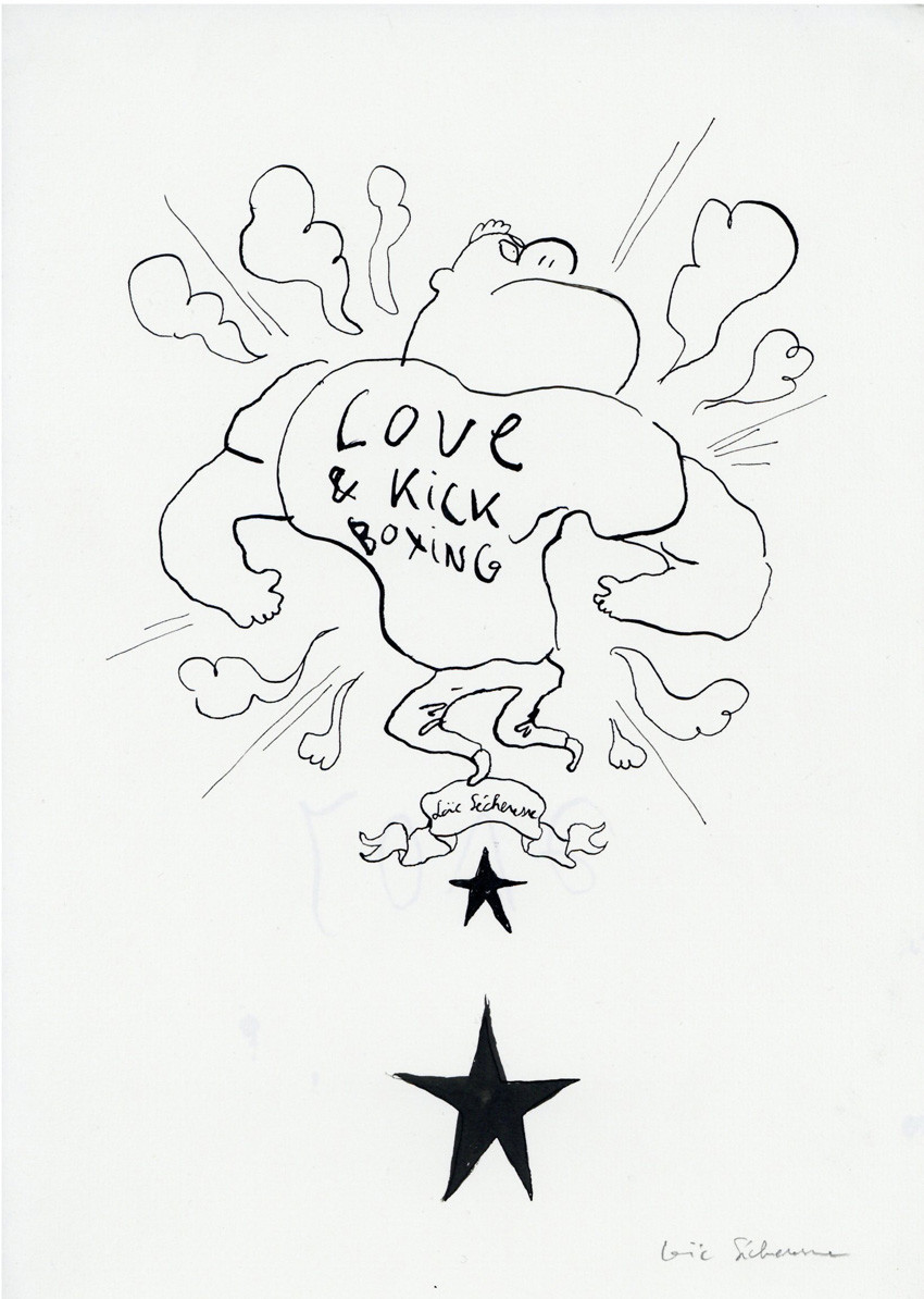 Sécheresse > Love and Kick Boxing, illustration n°12