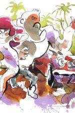 Sécheresse > Love and Kick Boxing, illustration n°5
