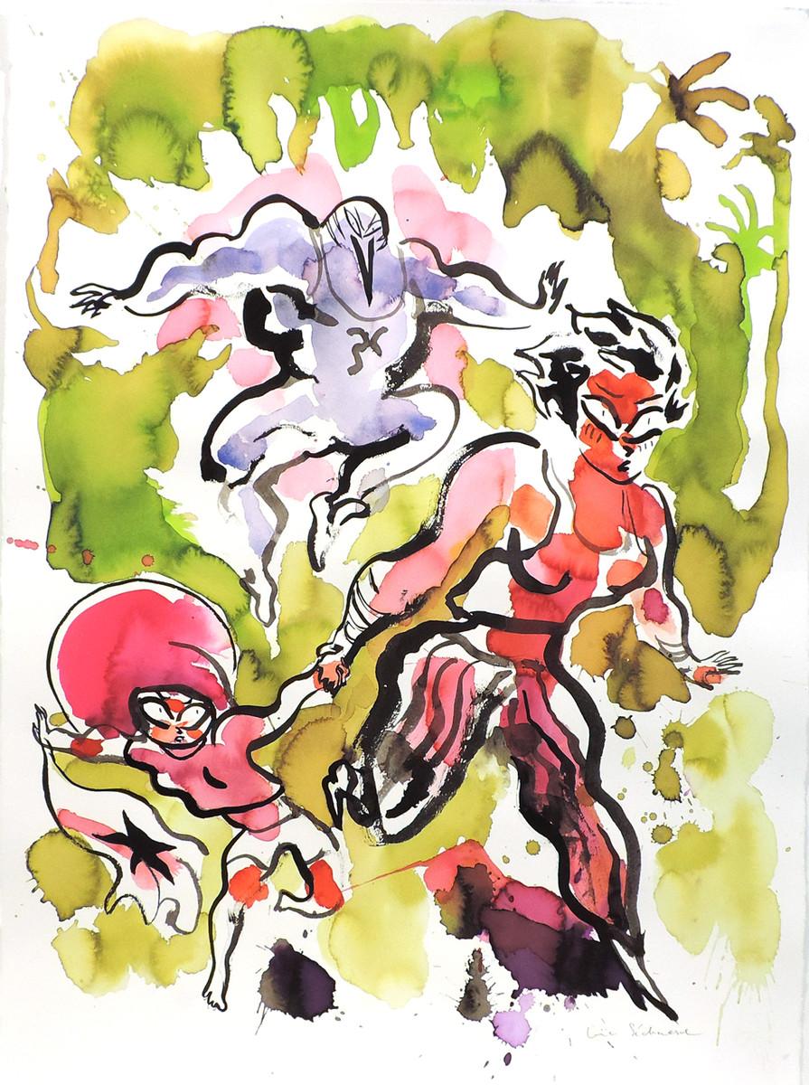 Sécheresse > Love and Kick Boxing, illustration n°6