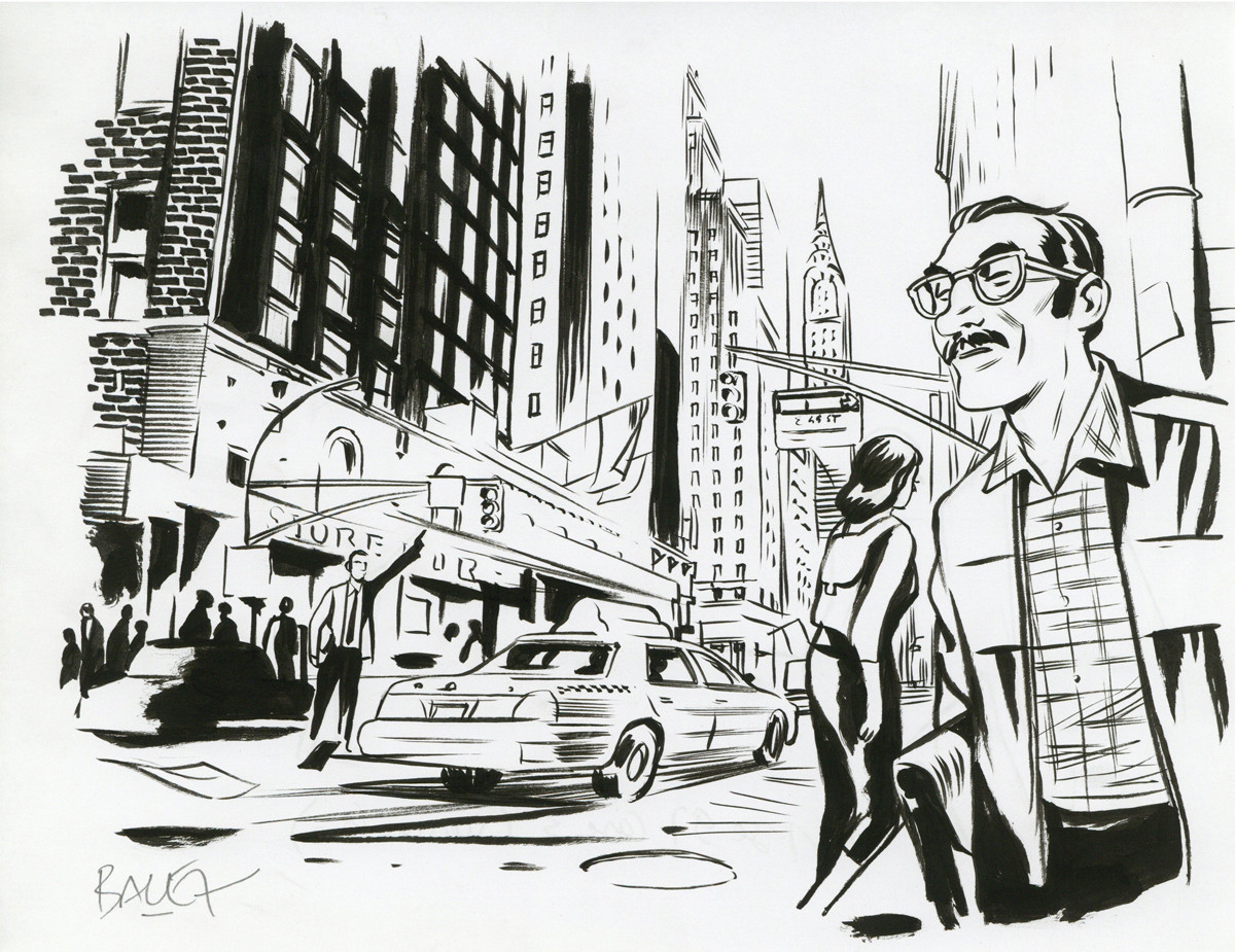 Balez > Robert Moses, Illustration n°012