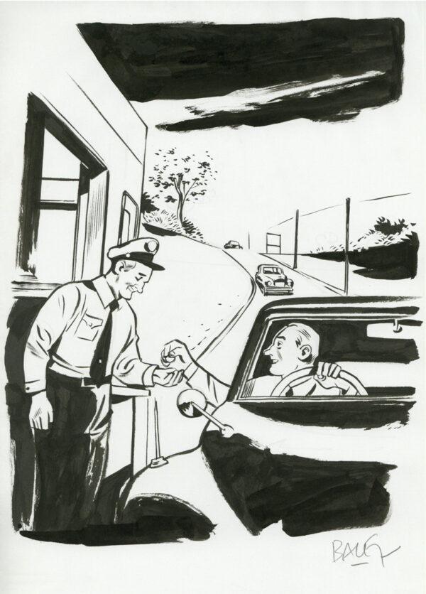 Balez > Robert Moses, Illustration n°015
