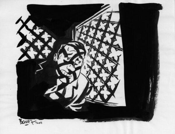 Balez > Le chanteur sans nom, Illustration n°019