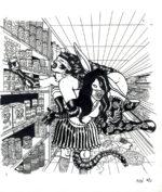 Mezzo > Portfolio Lucrecia vs Daniele, le supermarché