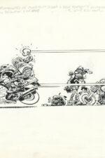 "Bar2 > Joe Bar team, illustration 21, encyclo ""bras d'honneur"""