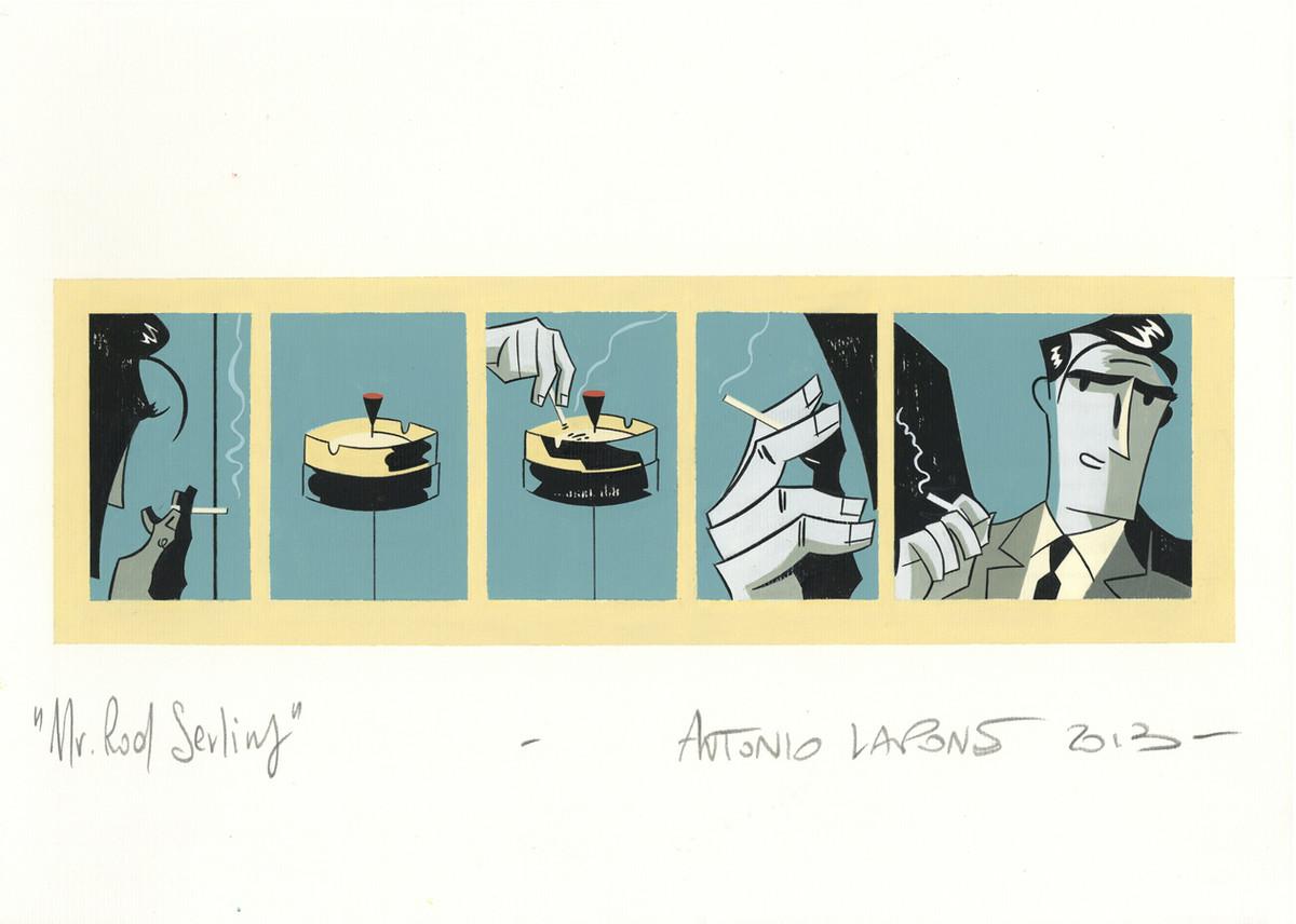 Lapone > Adam Clarks, illustration 16