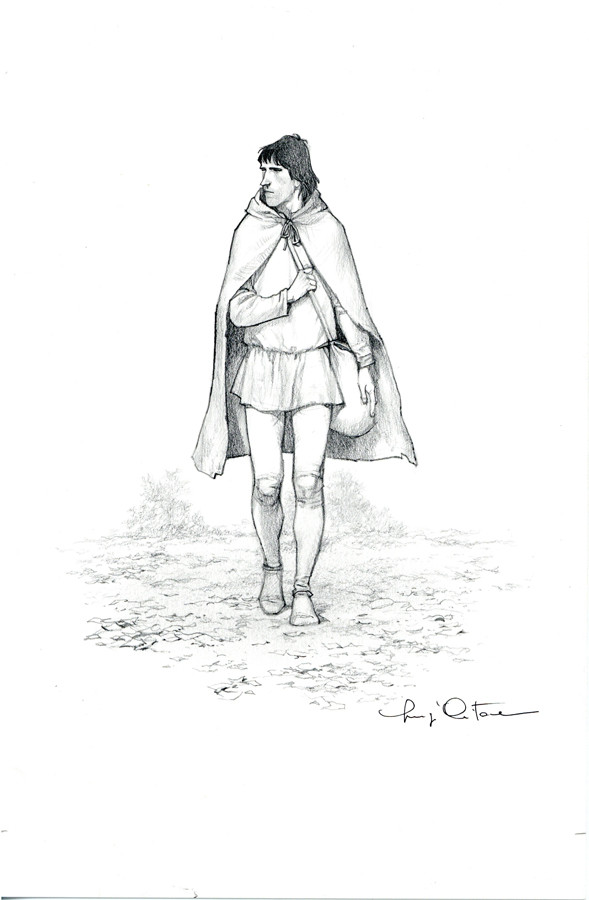 Critone > Je, François Villon, illustration 4 T2