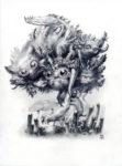 """Manoukian > """"Species"""", Illustration 37"""