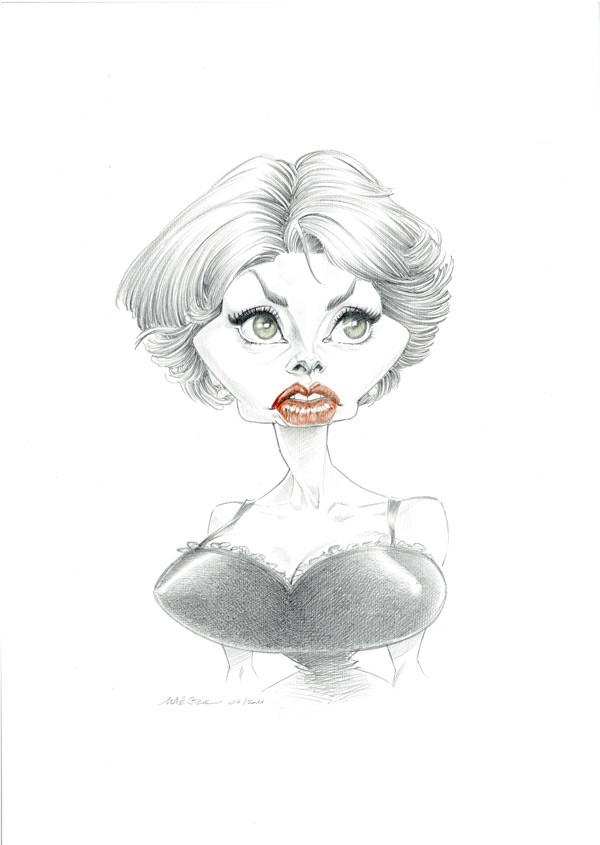 Maëster > Sophia Loren