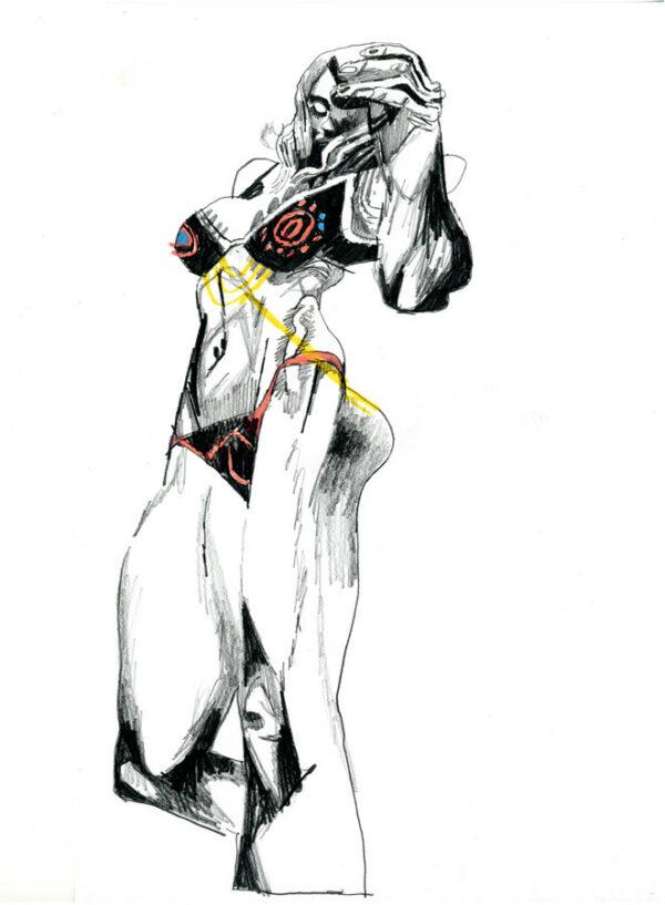 Martoz > Girl costume