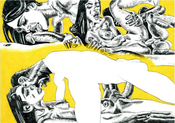 Martoz > Porn Yellow 2