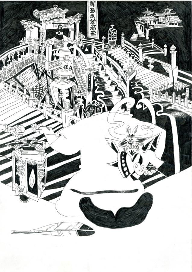 Martoz > Cinese prima pagina