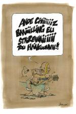 Chabouté > Titeuf adolescent par Chabouté