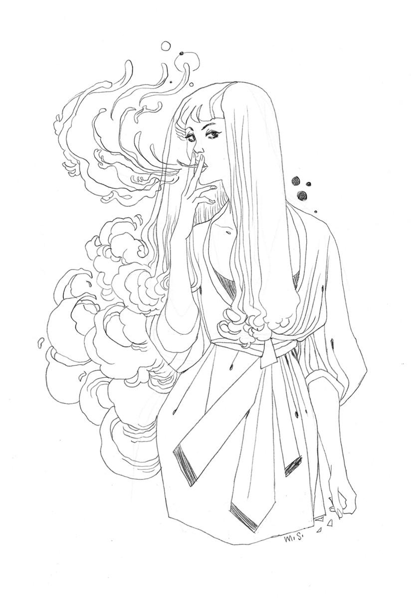 Sauvage > Illustration n°4