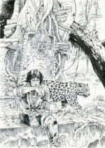 Xavier > Conquistador, illustration 3
