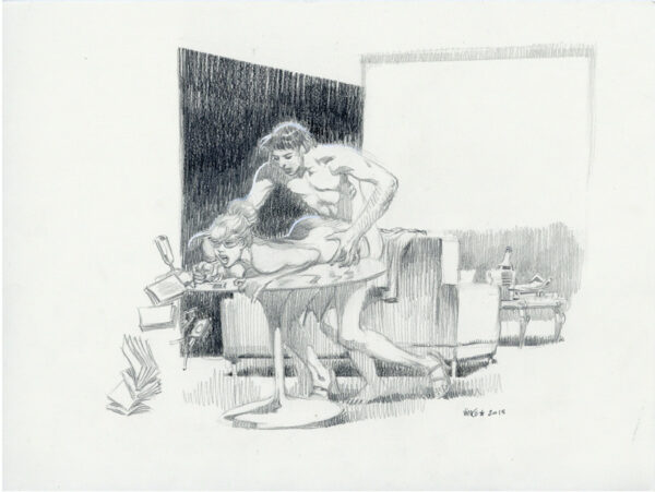 Vince > Esmera, illustration 8