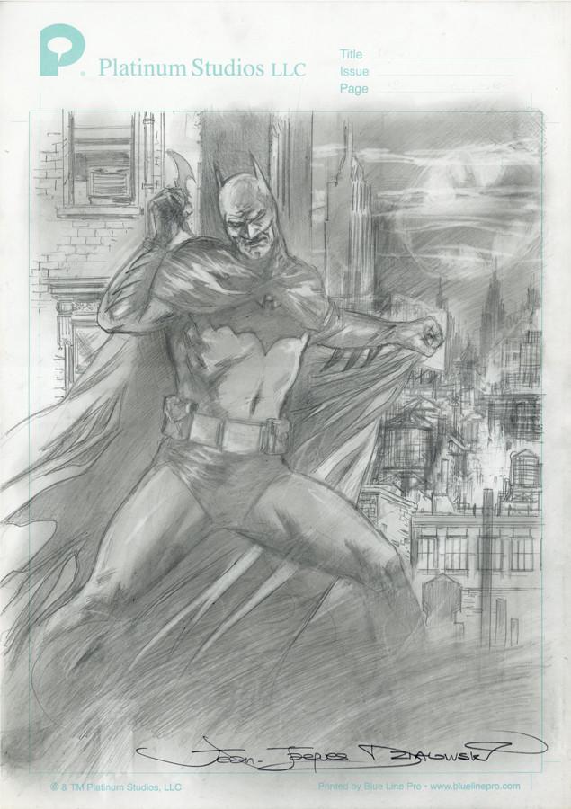 Dzialowski > Batman - Lune