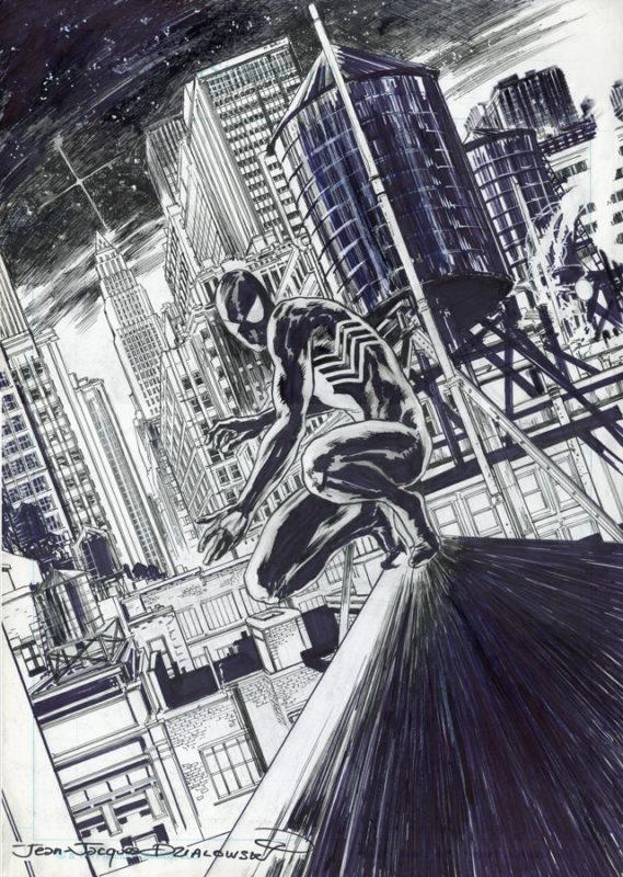 Dzialowski > Spiderman
