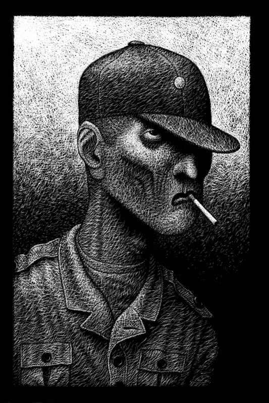 Orhun > Soldat