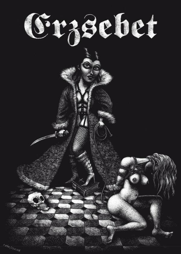 Orhun > Erzsebet, illustration esclave
