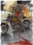 Corboz > Tribute to Otomo par Corboz