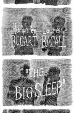 Nanni > The big sleep (encre de Chine)