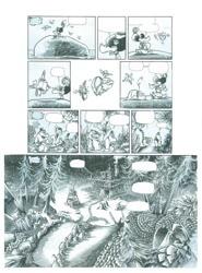 Keramidas > Alice au pays des singes, Tome 2, page 48
