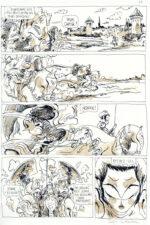 Sécheresse > Heavy Metal, tome 1, planche n° 26
