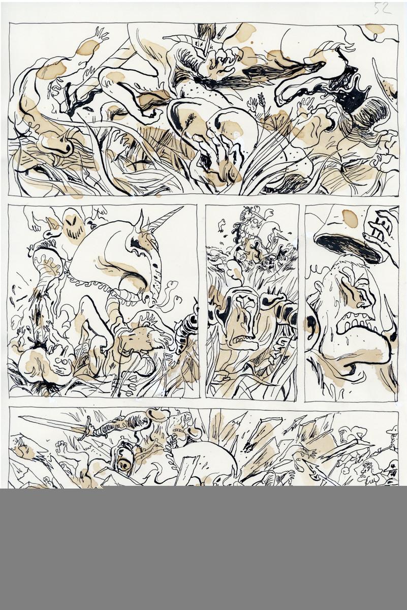 Sécheresse > Heavy Metal, tome 1, planche n° 52