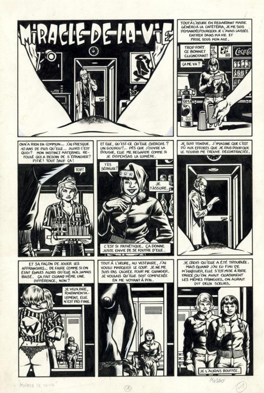 Mezzo > Le roi des mouches, t.1, page 29