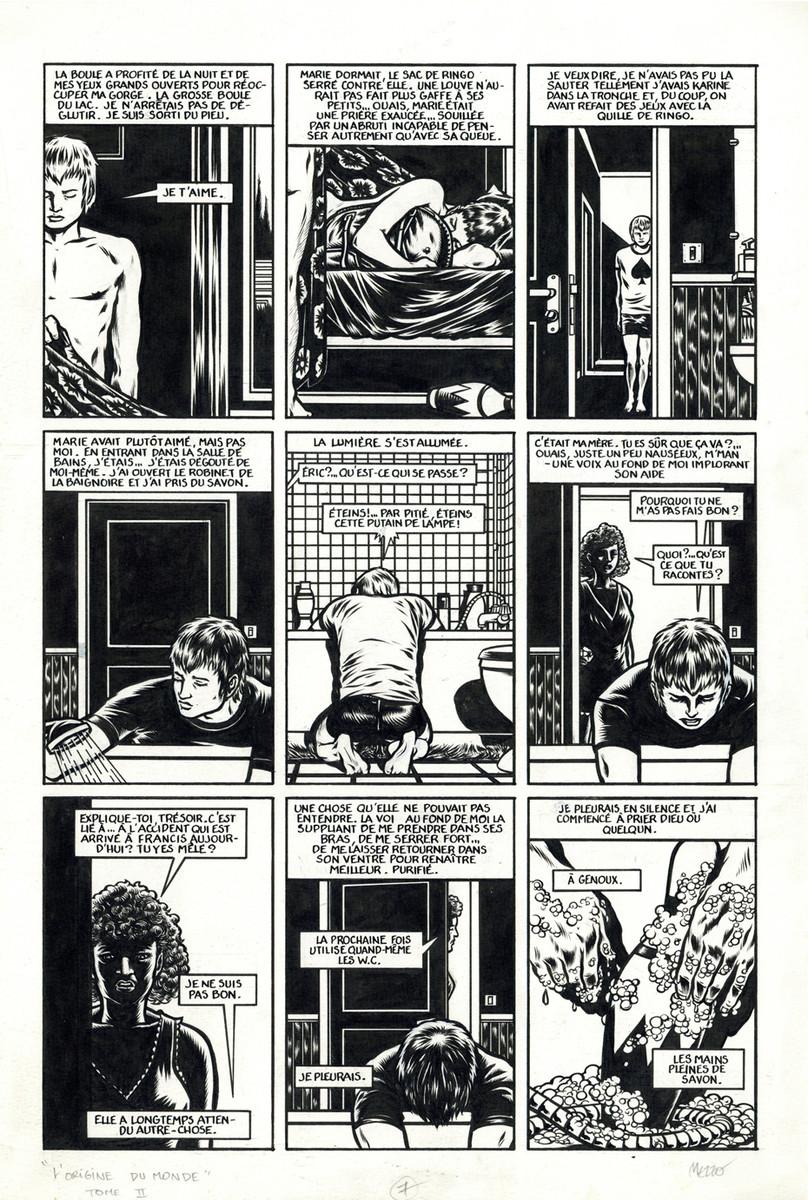 Mezzo > Le roi des mouches, t.2, page 9