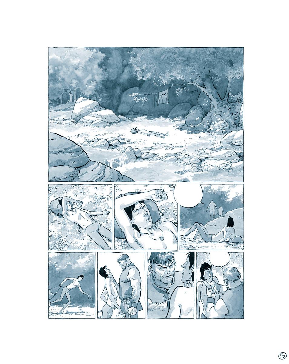 Critone > Je, François Villon, Tome 2, planche 55