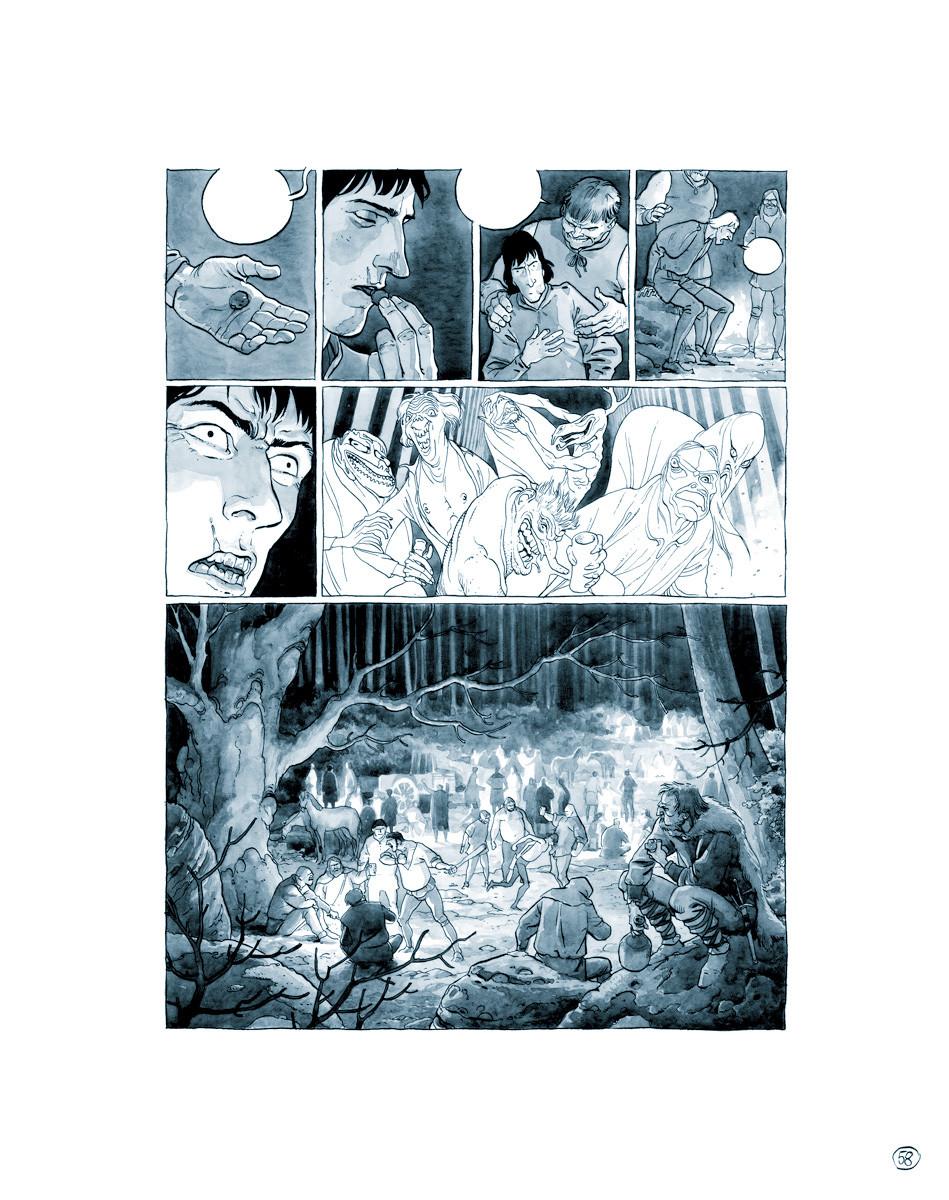 Critone > Je, François Villon, Tome 2, planche 58