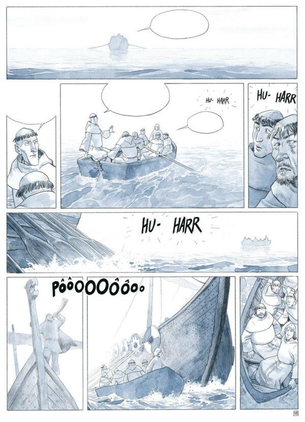 Critone > Les septs missionnaires, planche 18