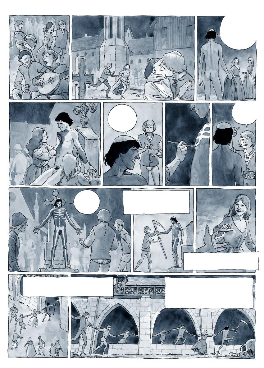 Critone > Je, François Villon, T.1, planche 39
