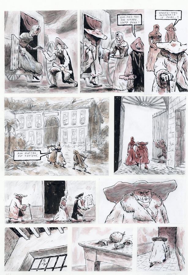 Bozonnet > Goya, planche 2