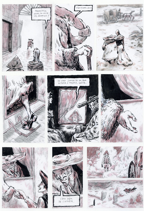 Bozonnet > Goya, planche 4