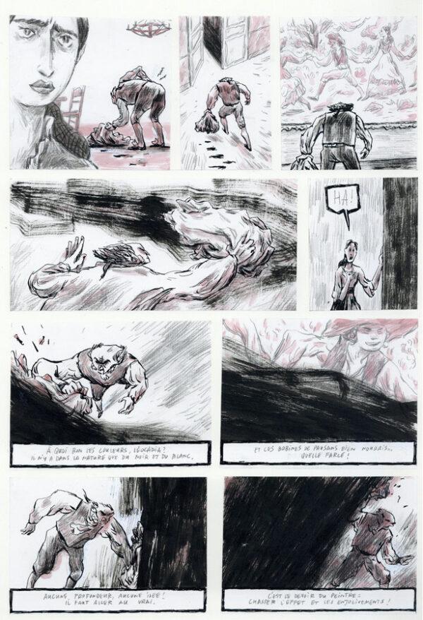 Bozonnet > Goya, planche 19