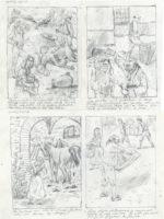 Bozonnet > Goya, crayonné, pl. 5