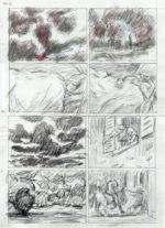 Bozonnet > Goya, crayonné, pl. 41