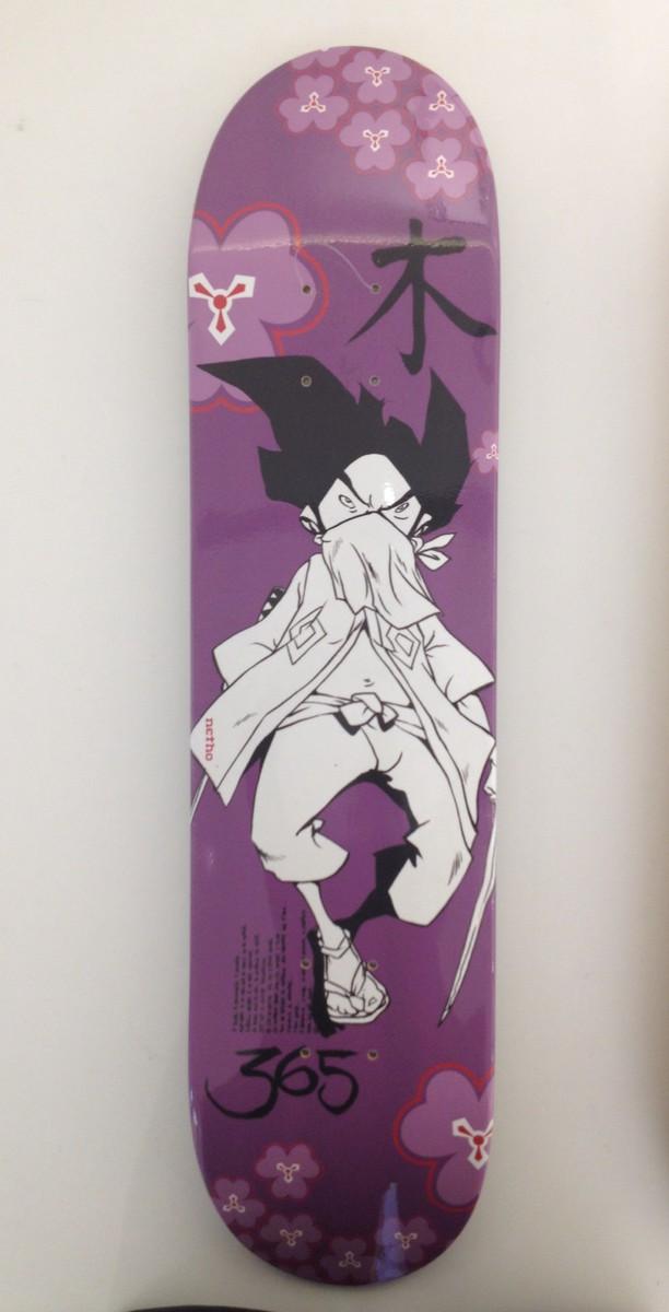 """Kalonji > Skate violet """"jeudi"""""""