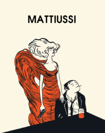 MATTIUSSI www.galerie-glenat.com