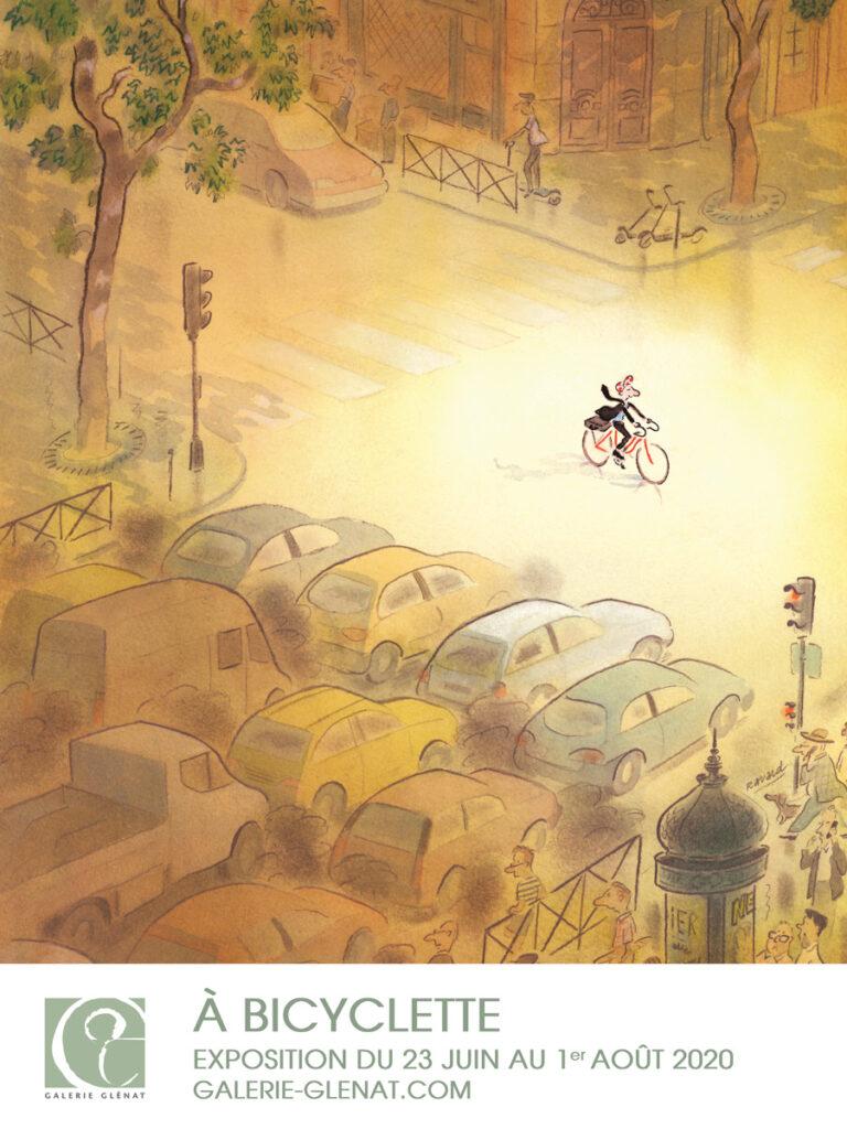 Exposition BD et Vélo à Paris jusqu'à 1er Août Affiche-web-velo_2020-768x1024