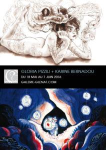 PIZZILI-BERNADOU galerie glenat