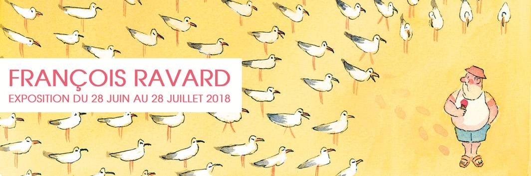 François Ravard galerie Glenat