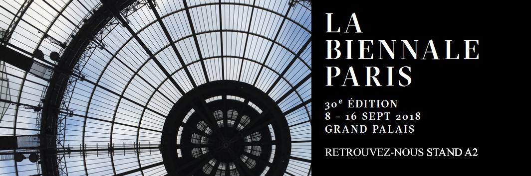 Biennale paris 2018 Galerie Glénat